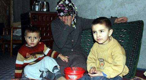 Yüksekova'da inşaatta yaşayan Polat ailesi, belediyenin kiraladığı kaloriferli eve taşındı!