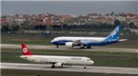 Atatürk Havalimanı'ndan en çok Almanya ve İzmir'e uçuldu!
