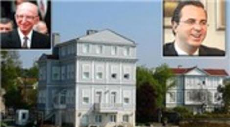 Murat Özyeğin, Erdal İnönü'nün yalısına talip oldu! 18 milyon dolar teklif etti!