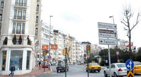 İstanbul Büyükşehir Belediyesi Harbiye'de 8 daire ve 1 mağaza satıyor! 7.5 milyon lira!