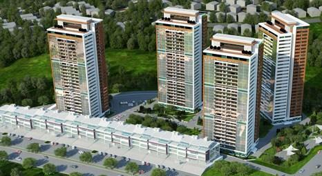 Ametist Residence İCK Yapı'da 2 milyon liraya dubleks!