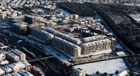 İstanbul'un beyaz güzelliğini Emlaktasondakika farkıyla izleyin!