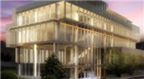 Türkiye Müteahhitler Birliği'nin yeni merkezi Yeşil Bina özelliklerini taşıyacak!