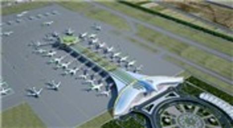 Aşkabat Uluslararası Havaalanı projesinin ihalesini Polimeks İnşaat kazandı!