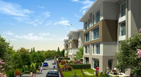 Bahçelivadi'de yüzde 1 KDV! Bahçe dubleksi örnek daire hazır!