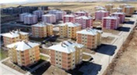 Bolu Merkez Karaköy TOKİ 1. Etap'ta 159 bin 887 liraya 3+1!