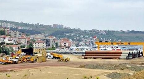 Tekirdağ'da yapılan Avrupa'nın üçüncü büyük konteyner limanı Ekim'de açılıyor!