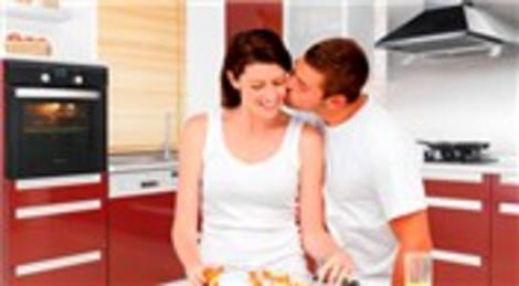 Profilo Siyah İnci ankastre seti ile mutfaklarınız çarpıcı bir görünüme kavuşacak!