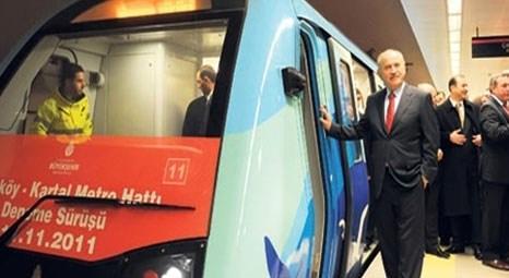 Kadıköy-Kartal metrosu Tuzla'ya kadar uzatılacak!