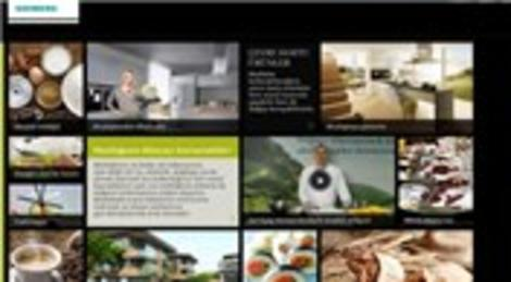 Siemens Ankastre'nin web sitesi mutfağa dair çözümler sunuyor!