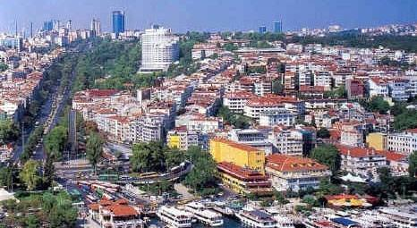 Beşiktaş'ta icradan satılık bina! 5 milyon 563 bin TL'ye!