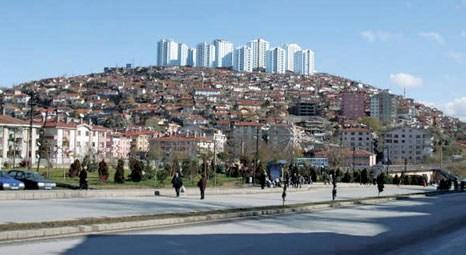 TOKİ Kuzey Ankara kent girişine 3 ayrı projede 1.764 konut yaptıracak!