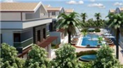 Duran Yapı Flora Park Villas'la Antalya'ya ekolojik ev yapacak!