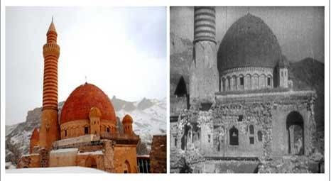 İshak Paşa Sarayı'nın restorasyonu için 10 milyon lira harcandı!