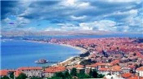 Büyükçekmece Mavi Deniz Villaları'nda icradan satılık 6 konut ve ofis! 1 milyon 800 bin TL'ye!