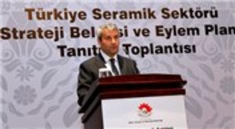 Türk seramik sektörü liderliğe hazırlanıyor!