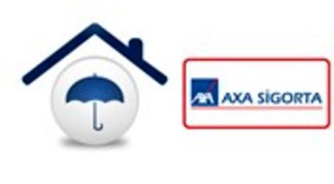 Axa, Evim Sigortası'yla konutlara dört dörtlük güvence sağlıyor!