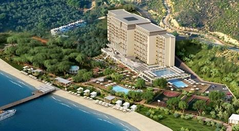 Mahal Palas Thermal Resort&SPA'da devre tatil fiyatları 18 bin liradan başlıyor!