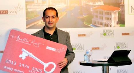 Sinpaş GYO 2013 yılında 1 milyar lira satış geliri hedefliyor!