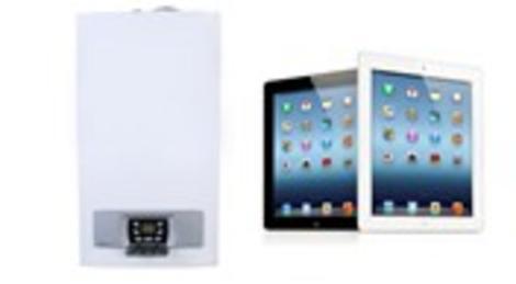 Baymak'tan yoğuşmalı kazan alana yeni nesil iPad hediye!