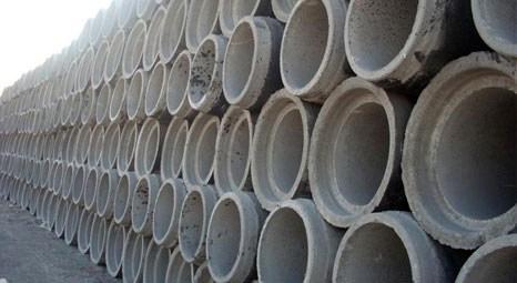 İston 199 milyon liralık beton elemanı alacak!