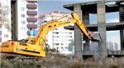 Çorum Belediyesi, kültür sitesi ve iş merkezi yıktıracak!