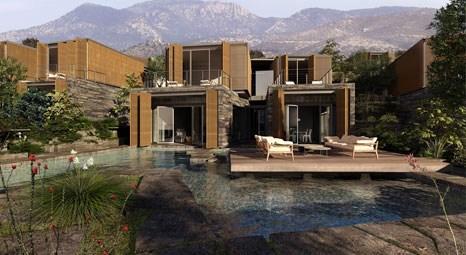 Vicem Bodrum Yalıları'nda 2 milyon 370 bin Euro'ya villa!