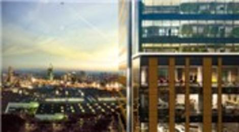 Ataşehir Palladium Tower'da 890 bin dolara 180 metrekare ofis!