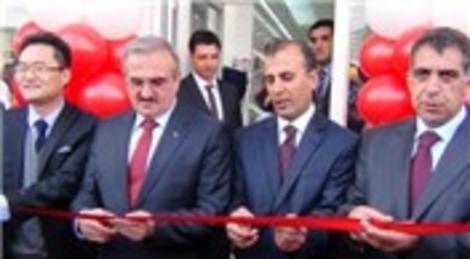 LG, Türkiye'deki 45'inci mağazasını Van'da açtı!