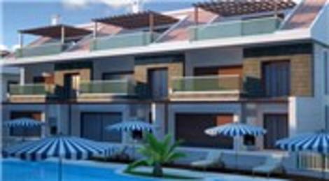Flora Park Villas Antalya projesi Duran Yapı imzası taşıyor!