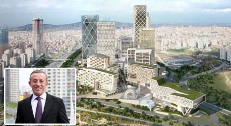 Ali Ağaoğlu: İstanbul Finans Merkezi'nin hafriyat çalışmalarını 300 günde bitireceğiz!