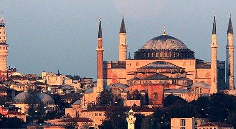 Turistler en çok Ayasofya ve Topkapı Sarayı'nı ziyaret etti!