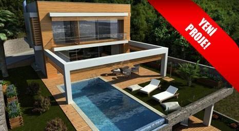 Zen Gündoğan Bodrum projesi Mart ayında satışa çıkacak!