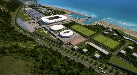 Trabzon Akyazı Stadyumu'nun ihalesi 14 Şubat'ta yapılacak!