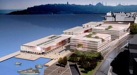 Galataport'ta yeni imar planı belli oldu, Mimarlar Odası dava hazırlığı yapıyor!