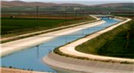 DSİ'den dünyanın çevresini 3 kez turlayacak uzunluğa sahip su kanalı!