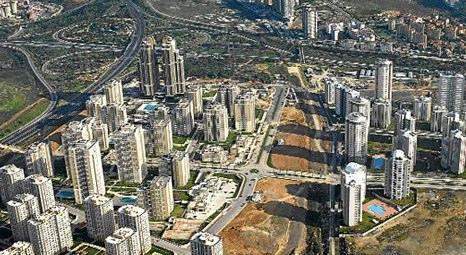 Emlak Konut GYO'dan Ataşehir kentsel dönüşüm projesiyle ilgili açıklama geldi!