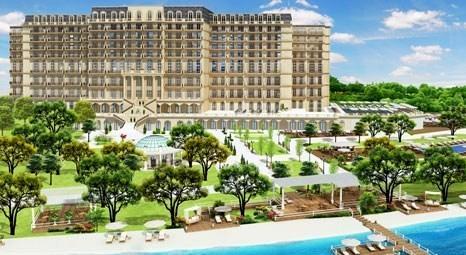 Mahalpalas Yalova Thermal Resort devremülk projesinde 18 bin liraya!