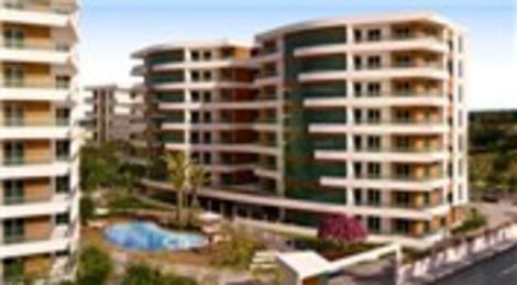 Mia Residences Gaziemir'de yüzde 1 KDV avantajı sürüyor!