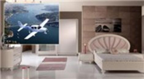 EVGÖR'den mobilya alan çiftlere, özel uçakla İstanbul turu hediye!