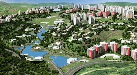 Kuzey Ankara Kentsel Dönüşüm projesinde havuz yaptırılacak!