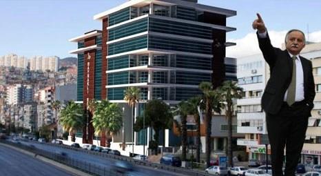 Bayraklı Belediyesi, yeni başkanlık binasının inşaatına başlıyor!
