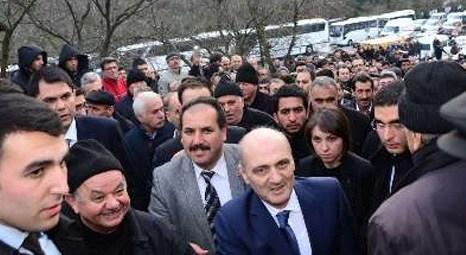 Erdoğan Bayraktar Sarıyer'de kentsel dönüşümü anlattı!