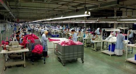 Akın Tekstil A.Ş'ye ait konfeksiyon fabrikası satışa çıktı!