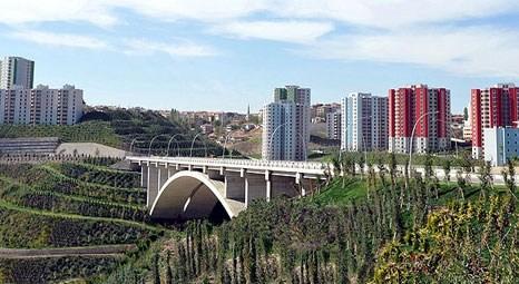 Kuzey Ankara Girişi Kentsel Dönüşüm Projesi'nde yeni aşamaya geçildi!