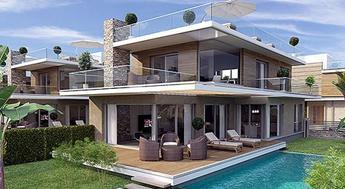 Narlıdere Sahil Konakları'nda 1 milyon dolardan başlayan fiyatlarla!