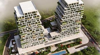 The İstanbul Residence'ta yüzde 1 KDV! 220 bin TL'ye!
