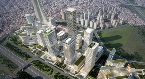 Emlak Konut GYO, İstanbul Finans Merkezi'nde 8 arsa için değerleme raporu hazırlattı!