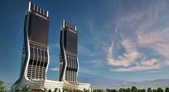 Folkart Towers, AKG Gazbeton kalitesiyle yükseliyor!