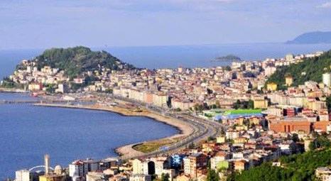 Giresun Belediyesi arsa ve otopark satıyor!
